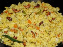 Veg-n-cashew-rice